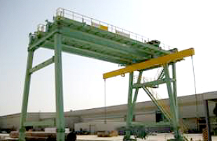 Gantry crane(semi-gantry crane)