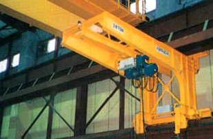Jib crane(wall mounting structure)